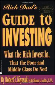 Rich Dad's Guide to Investing: 1st Edition Author Robert T. Kiyosaki