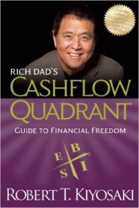 Rich Dad's CASHFLOW Quadrant By Robert T. Kiyosaki