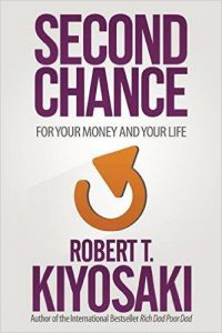 Second Chance Author Robert Kiyosaki