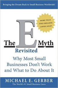 The E-Myth by Michael E. Gerber