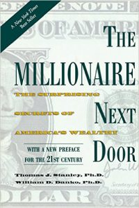 The Millionaire Next Door: Author Thomas J. Stanley