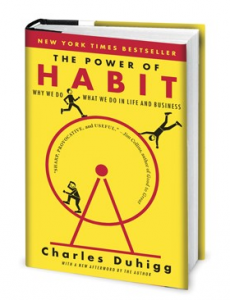 The Power Of Habits by Charles Duhigg
