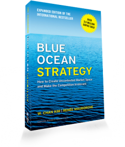 The Blue Ocean Strategy Author Renee Mauborgne and W. Chan Kim